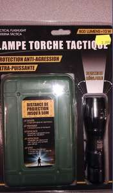 Lampe torche 10W - Carcassonne  (11)