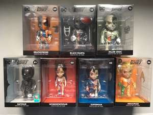 Figurine Xxray D.C. Justice League et toy POP en magasin