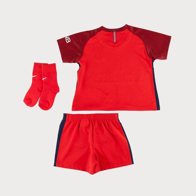 Kit de tenue pour bébé PSG extérieur 16/17 - taille 9/12 mois ou 12/18 mois