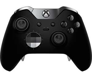 Manette de Jeu Microsoft Xbox One Elite - Noir