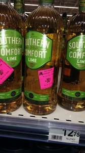 Whisky Southern Comfort Lime - Illkirch (67)
