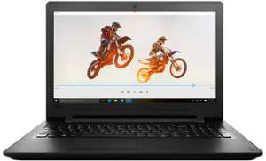 "PC portable 15.6"" Lenovo Idea 110-15 - Pentium 4405U, Full HD, 4 Go, SSD 256 Go, Windows 10 (Frontaliers Suisse)"