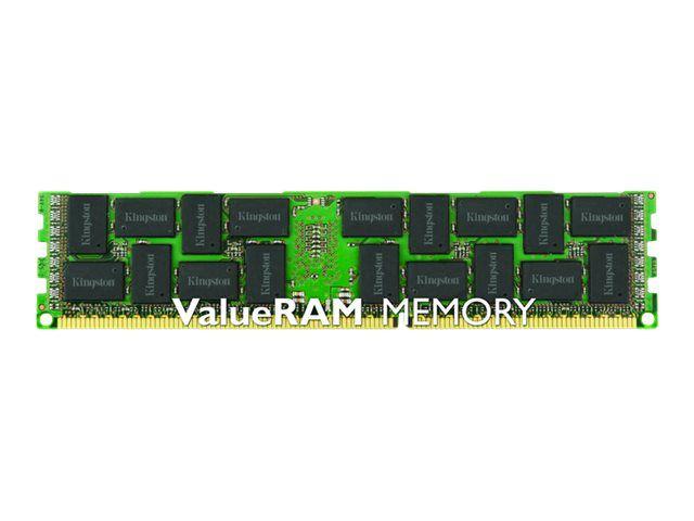 Mémoire DDR3 Kingston ValueRAM 16 Go - 1866 MHz, CL13, ECC
