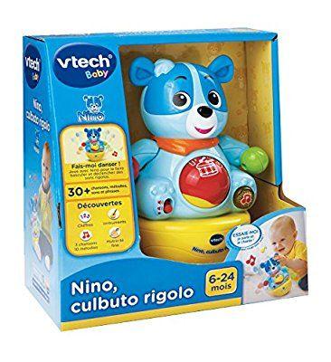 Jouet musical Vtech Culbuto Rigilo 166405