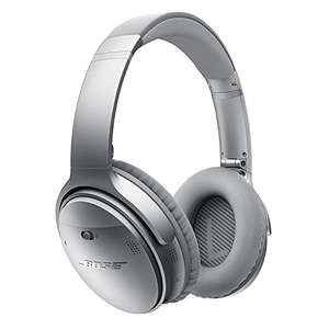 Casque Audio Sans-fil Bose QuietComfort 35 Silver à Réduction de Bruit - Bluetooth / NFC