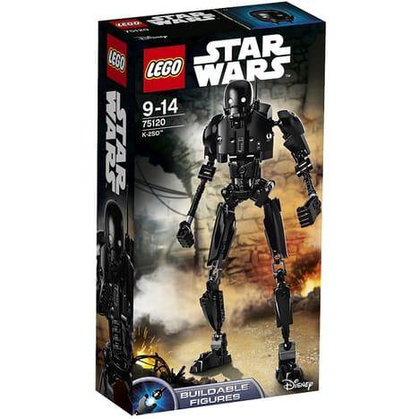 Jeu de construction Lego Star Wars Rogue One : K-2SO - 75120 (en magasin)