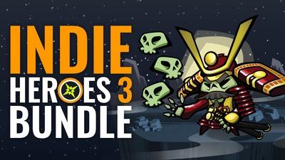 Bundle Indie Heroes 3 : 8 jeux sur PC (Dématérialisés - Steam)