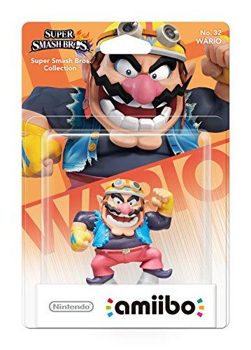 Figurine Super Smash Bros Wario - Amiibo