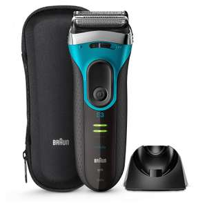 Rasoir Electrique Rechargeable Braun Series 3 ProSkin 3080s Wet & Dry