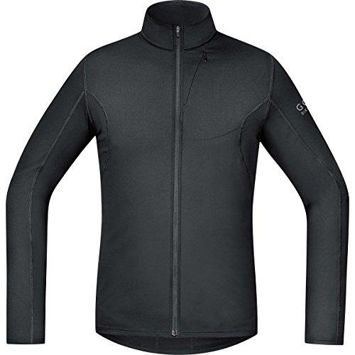 Maillot Thermique Gore Bike Wear Element STUNIL990006 Noir pour Hommes - Taille XL