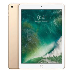 """Tablette 9.7"""" Apple iPad 2017 - 32 Go, Or"""