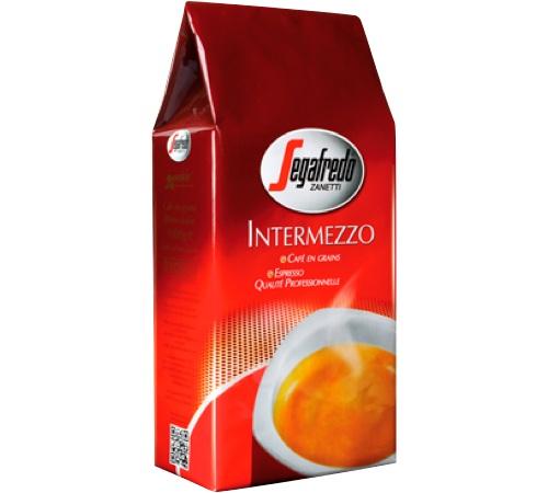 Paquet de Café en grain Segafredo Intermezzo - 1 kg