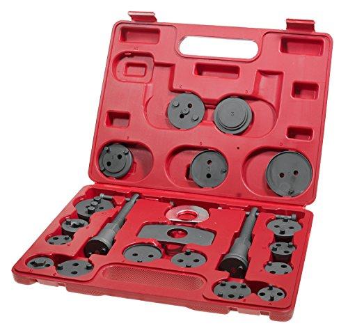 Coffret repousse piston d'étrier de freins - Kit d'outils 21 pièces (vendeur tiers)