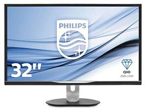 "Ecran PC 32"" Philips BDM3270QP2 - LED, 2560 x 1440"