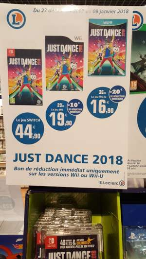 Just Dance 2018 Wii U - Langres (52)