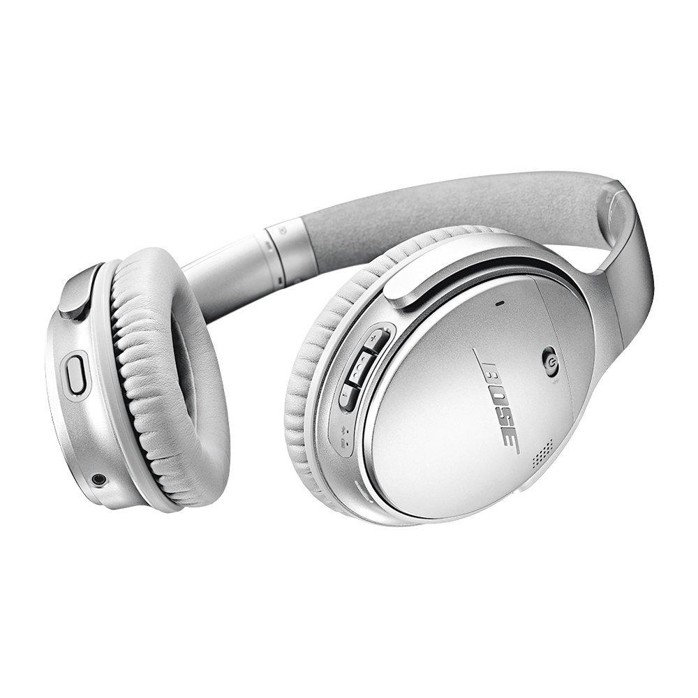 Casque BOSE QuietComfort 35 II (Bose QC35 V2) Silver