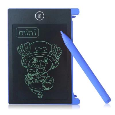 """Tablette à dessins 4.4"""" avec Stylet - Bleu (Batterie intégrée)"""