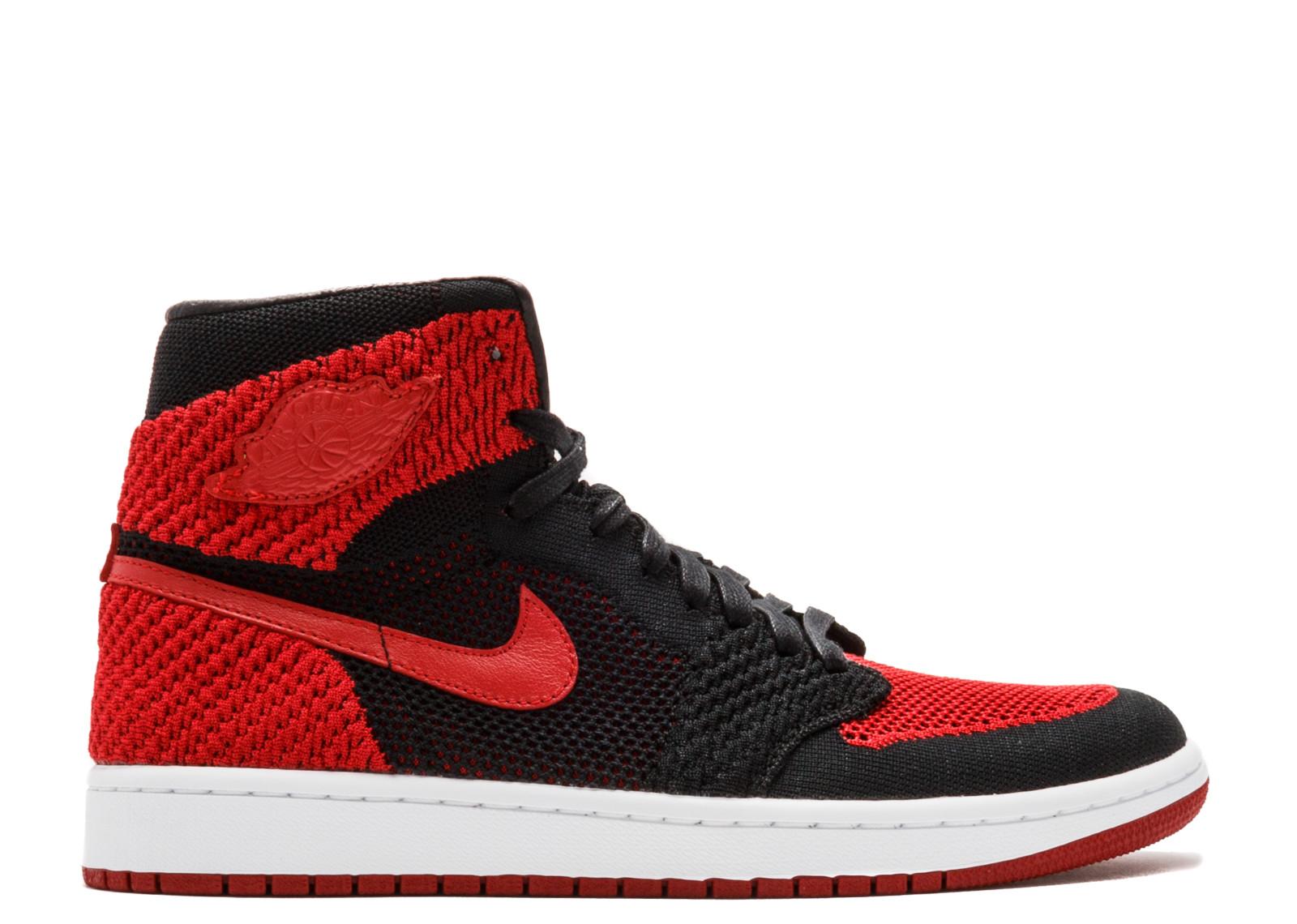 Chaussures Nike Air Jordan 1 retro high flyknit (taille au choix)