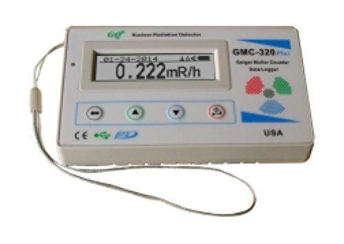 Compteur Geiger GMC-320 Plus (Vendeur tiers)