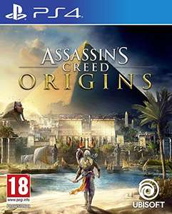 Assassin's Creed Origins PS4 (en Anglais)