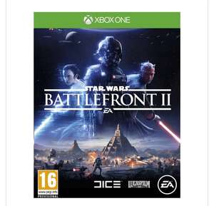 Star Wars Battlefront II sur Xbox One FR/ANG ( Frontaliers Belgique )