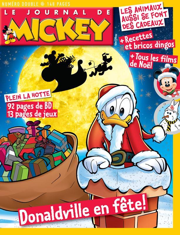Abonnement d'un an au Journal de Mickey (52 numéros)