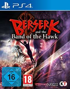 Berserk and The Band Of The Hawk sur PS4