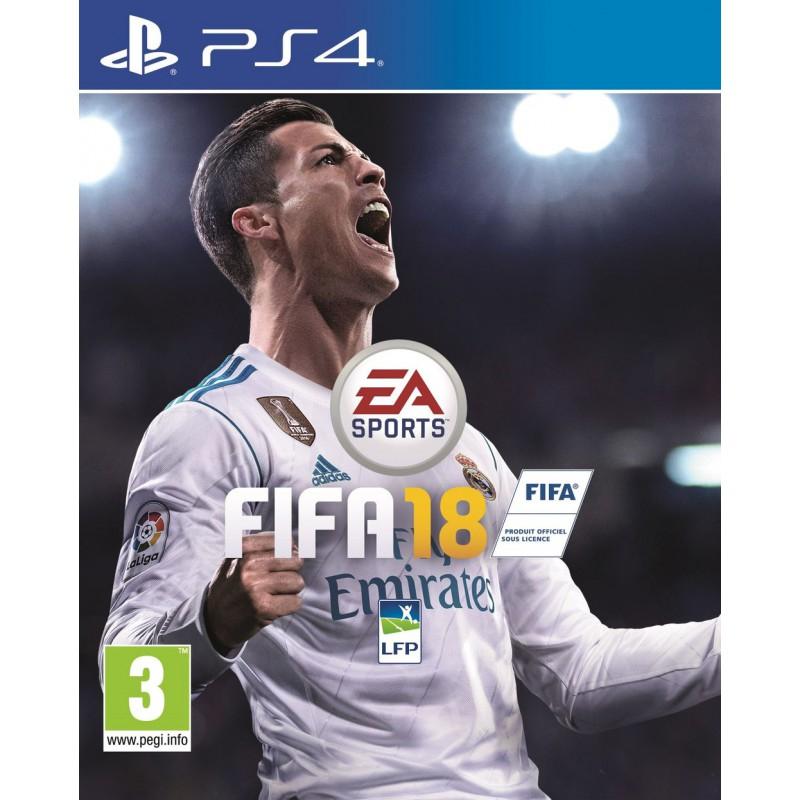 FIFA 18 sur PC à 29.99€ et sur PS4 et Xbox One à 39.99€