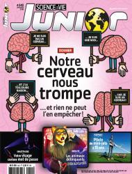 Abonnement mensuel au magasin Sciences & Vie Junior (papier & numérique) - avec hors-séries