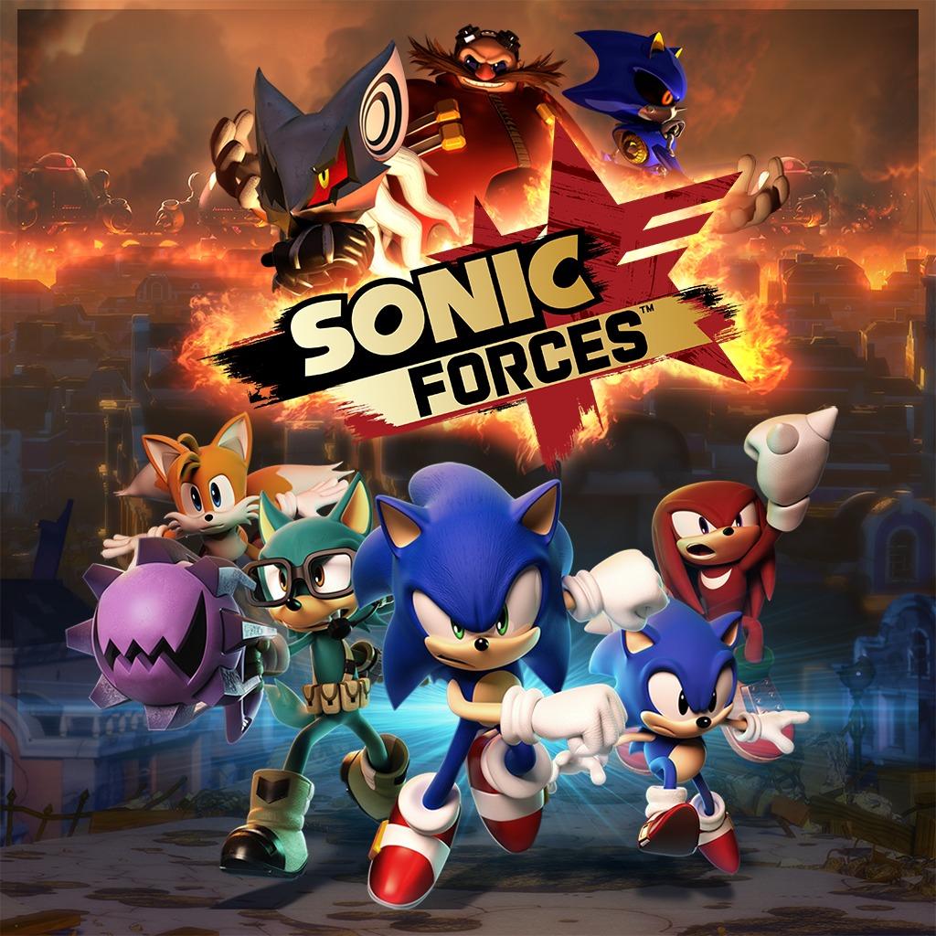 Sonic Forces - Édition Bonus sur PC (Dématérialisé - Steam)