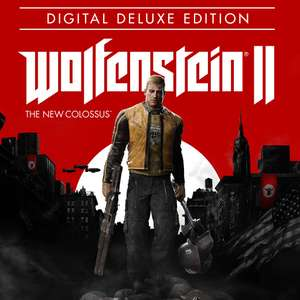 Wolfenstein II: The New Colossus sur PC - Deluxe Edition : Le jeu + Season Pass (Dématérialisé, Steam)