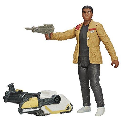 Figurine Star Wars Finn (Jakku) - 10cm