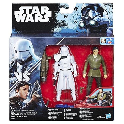 Pack de 2 figurines Star Wars Rogue One - modèles aléatoires