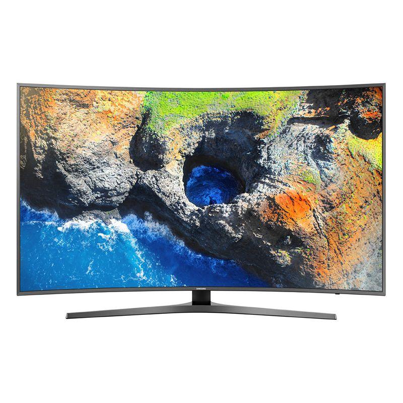 "TV 55"" Samsung UE55MU6655 - LED, 4K UHD, Incurvée (via ODR de 200€)"