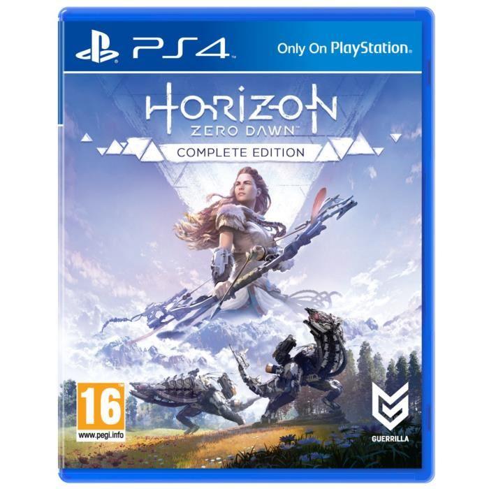 Horizon Zero Dawn - Complete Edition sur PS4
