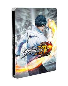 The King of Fighters XIV sur PS4 - Day One Edition & Steelbook