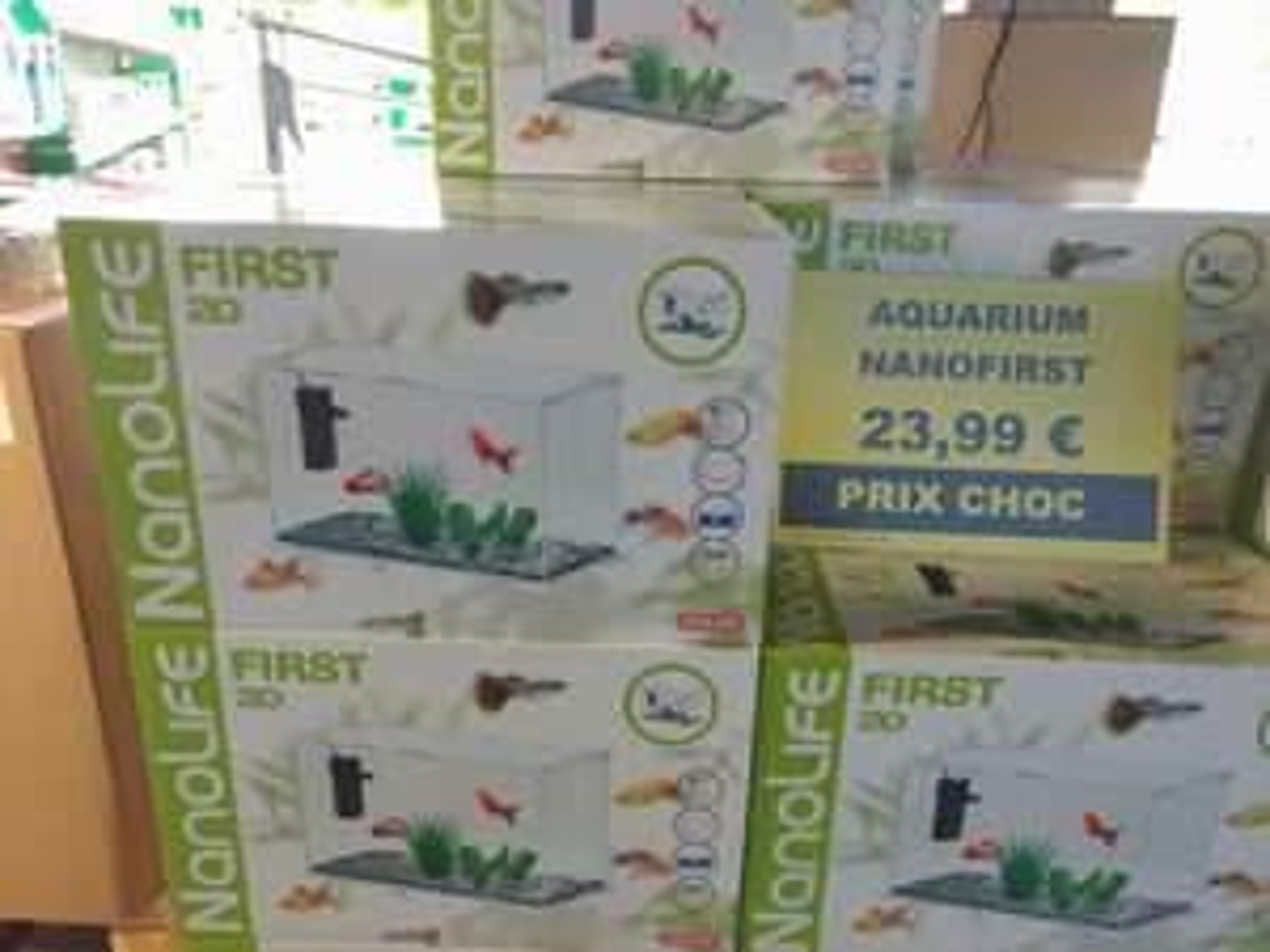Aquarium Nanofirst - Échirolles Comboire (38)