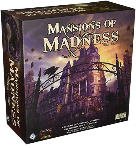 Jeu de société de base Mansions of Madness - Seconde édition (Anglais)