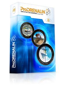 Logiciel ProDrenalin gratuit sur PC (au lieu de 35.90€)