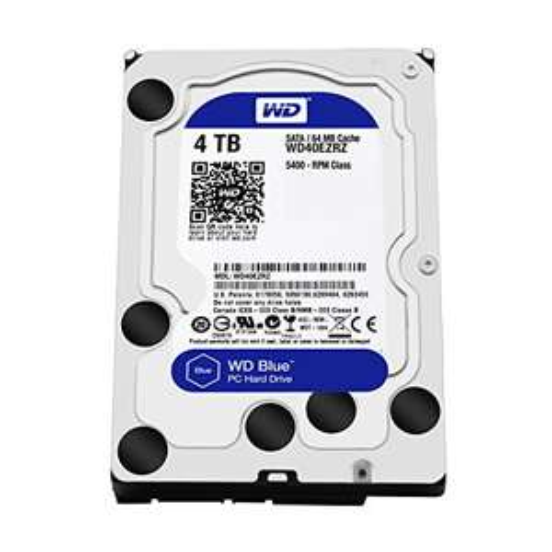 "[Prime] Disque dur interne 3.5"" Western Digital Blue Desktop SATA - 4 To"