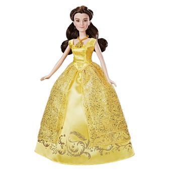 Poupée Hasbro La belle et la bête - Belle chantante, 30 cm