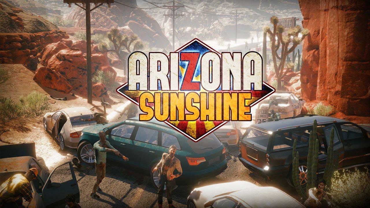 Jeu Arizona Sunshine sur PC (Dématérialisé, Oculus rift)