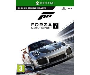 Forza Motorsport 7 sur Xbox One (via 14.7€ en ticket E.Leclerc) au E.Leclerc Saint-Grégoire (35)