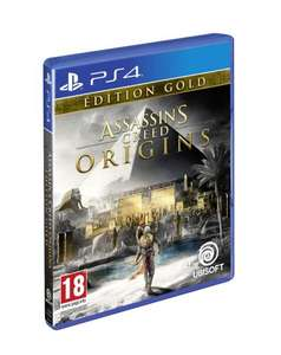 Jeu Assassin's Creed Origins sur PS4 ou Xbox One - Gold edition sur PS4 & xbox