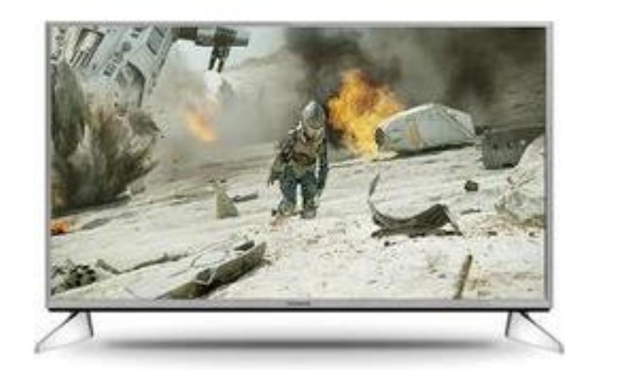 """TV 55"""" Panasonic TX-55EXW604S - UHD 4k, Argent + Bon d'achat 72€ (Frontaliers Suisse)"""