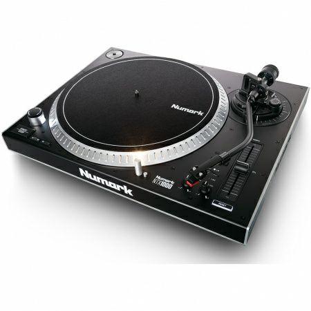 Platine Vinyle Numark NTX1000 - Noir