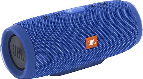 Enceinte Sans-fil JBL Charge 3 Bleu - Bluetooth (Reconditionné)