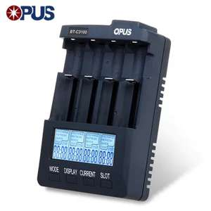 Chargeur de batteries intelligent Opus BT - C3100 V2.2