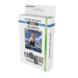 Sélection de Decks Cartes Final Fantasy FFTCG en Promotion - Ex: Tidus