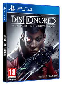 Dishonored : La mort de l'Outsider sur PS4